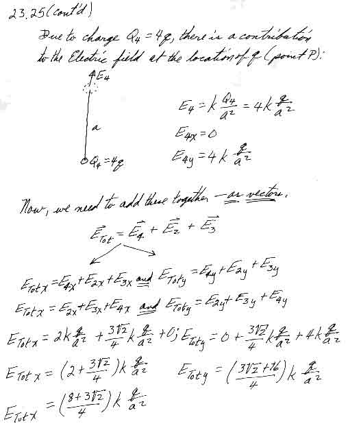 General physics ii homework solutions