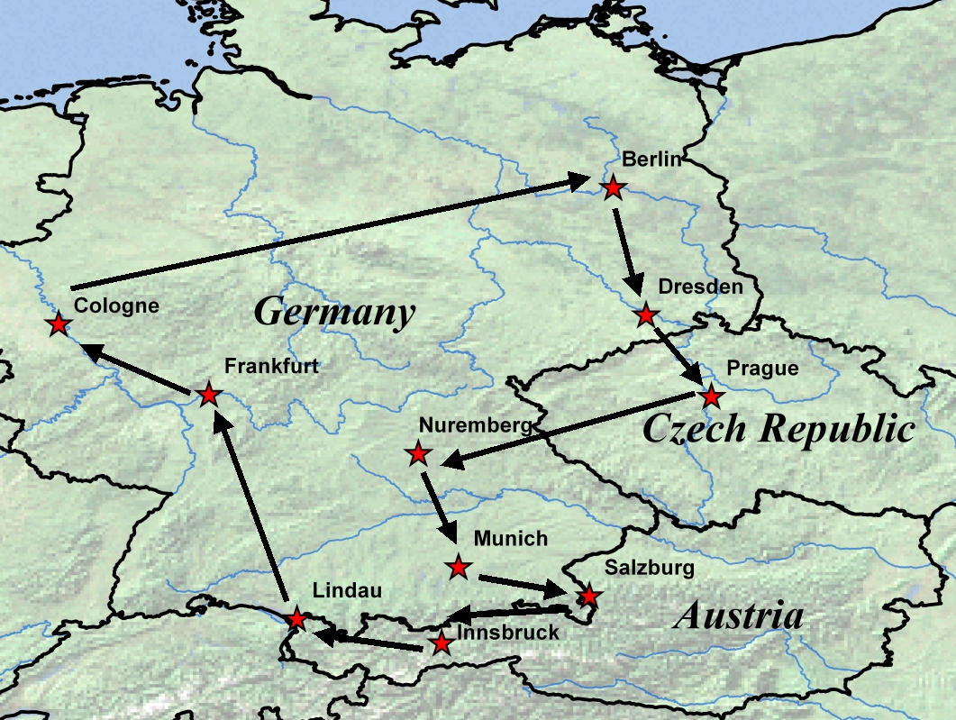 Study Abroad 2011: Germany, Czech Republic, and Austria